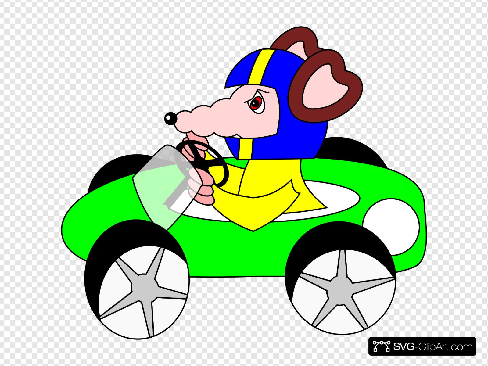 Ratracer Clip Art Icon And SVG SVG Clipart