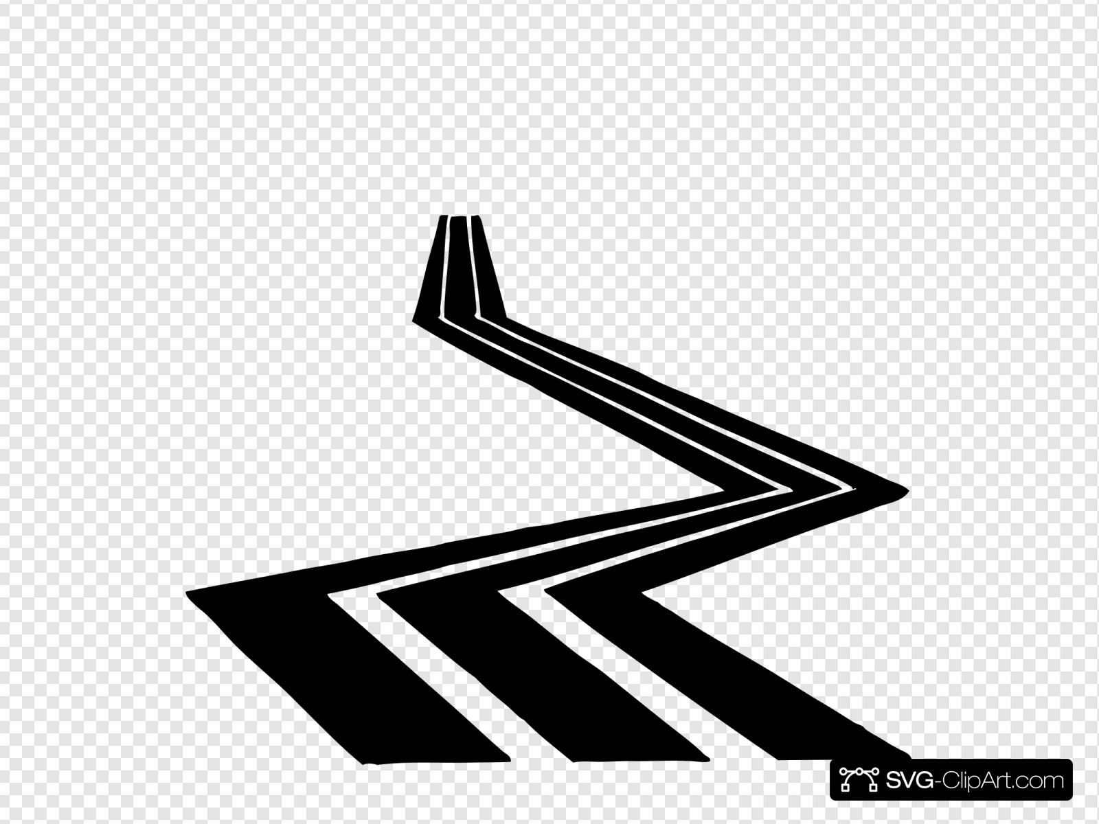 Clipart road road map, Clipart road road map Transparent FREE for download  on WebStockReview 2020