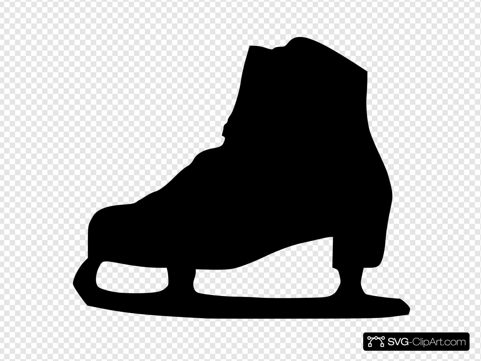 skate boots svg vector skate boots clip art svg clipart svg clipart