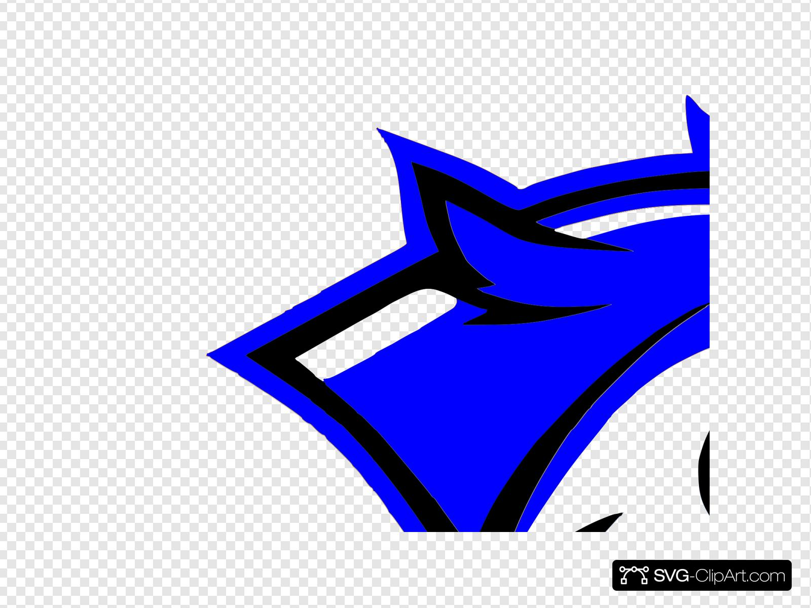 Wildcats Mascot For Kent Elementary Clip Art Icon And Svg Svg Clipart