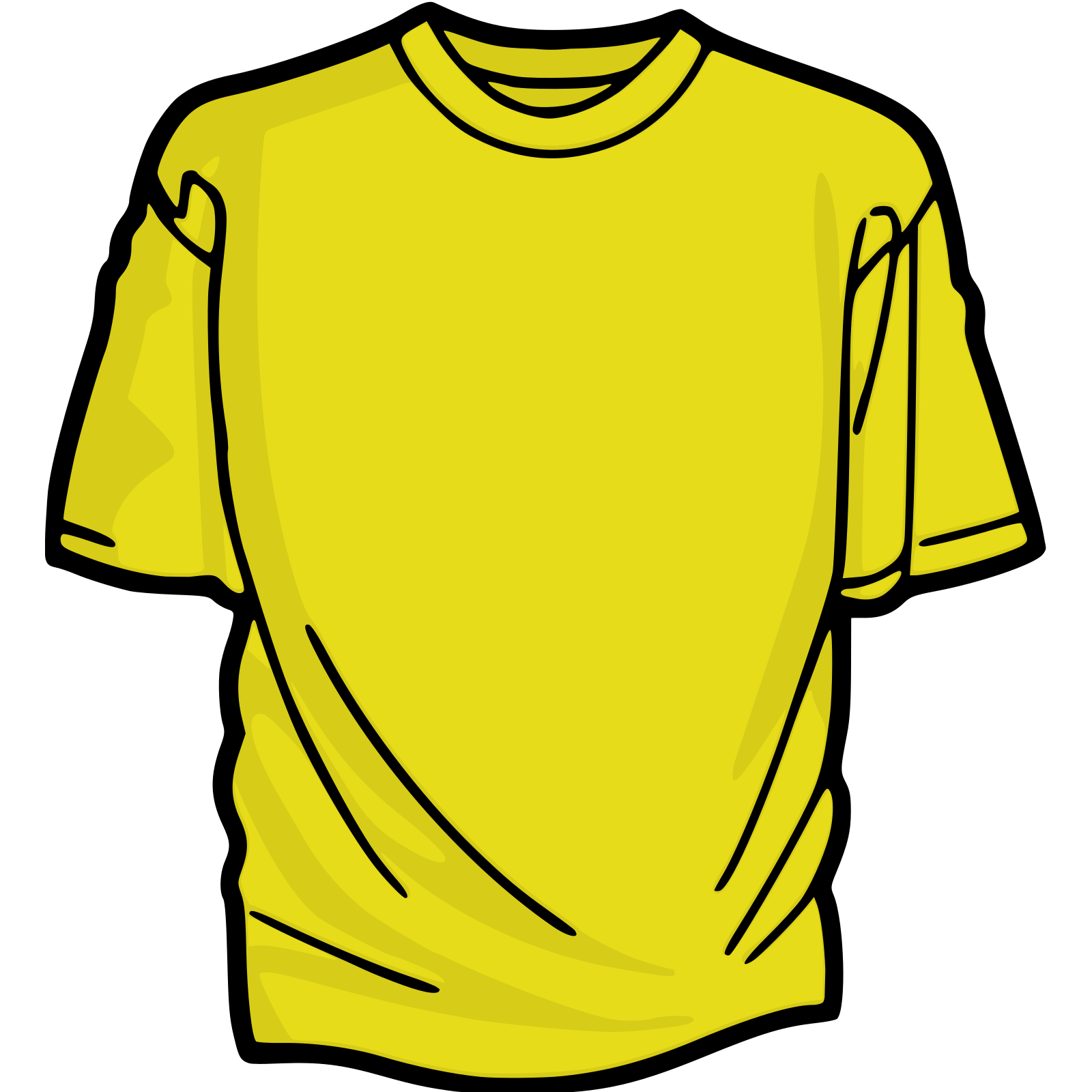 Light Green T - Green T Shirt Clipart, HD Png Download - kindpng