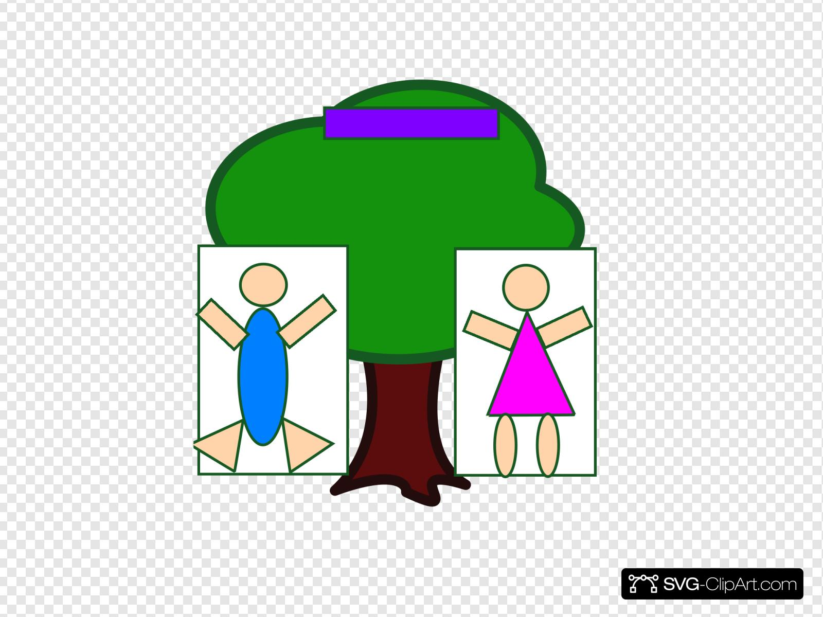 Family Tree Svg Vector Family Tree Clip Art Svg Clipart