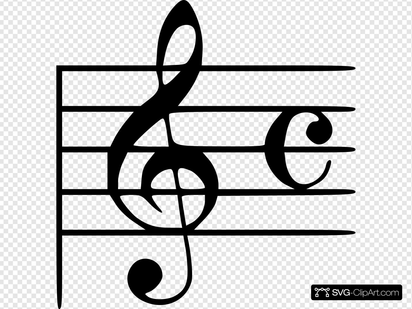 Treble Clef And Heart Song Element Vector Icon, Treble, Clef, Heart PNG and  Vector with Transparent Background for Free Download