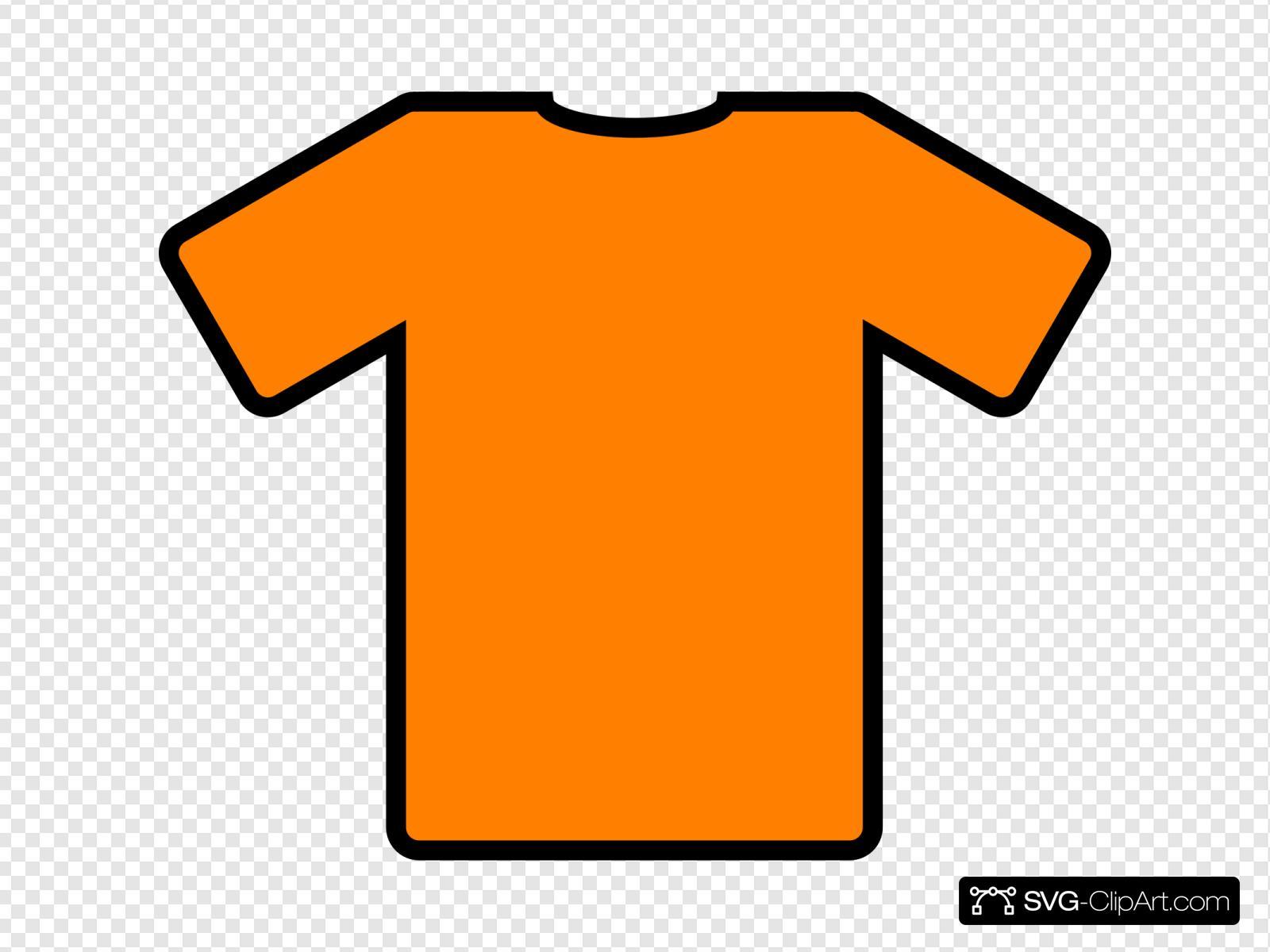 orange t shirt icon svg vector orange t shirt icon clip art svg clipart orange t shirt icon svg vector orange