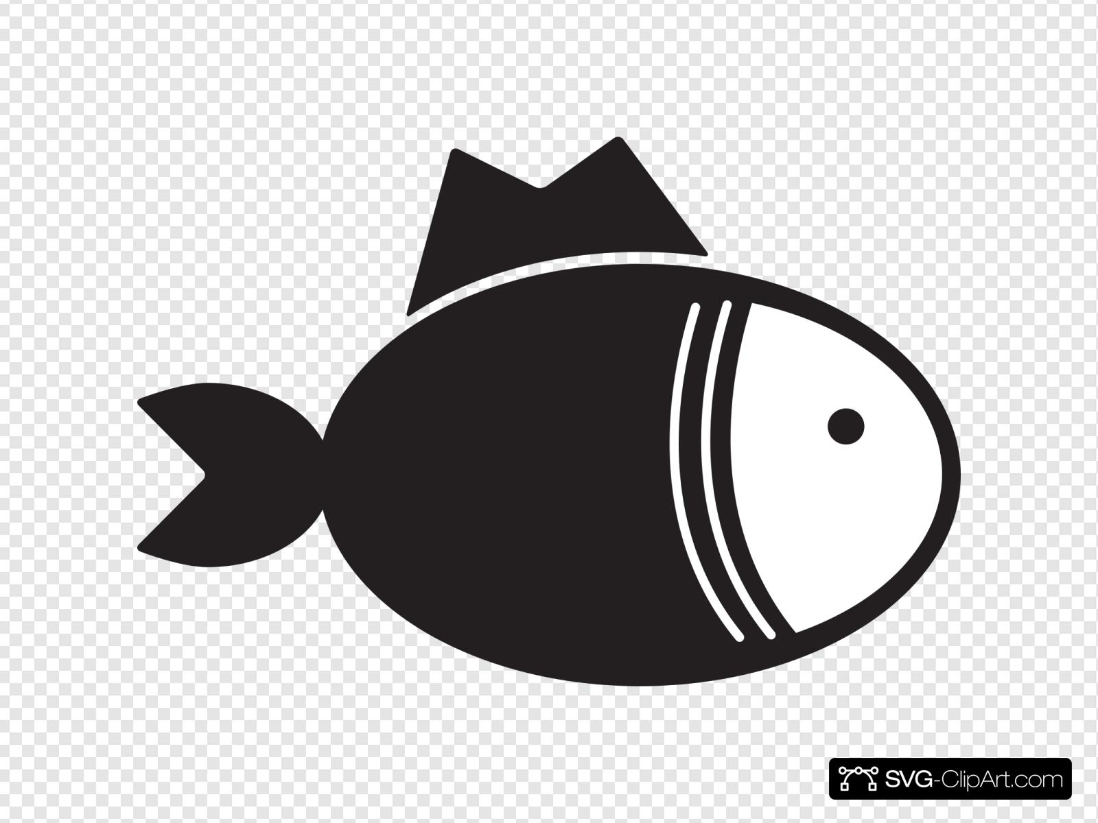 Download Fish Svg Vector Fish Clip Art Svg Clipart