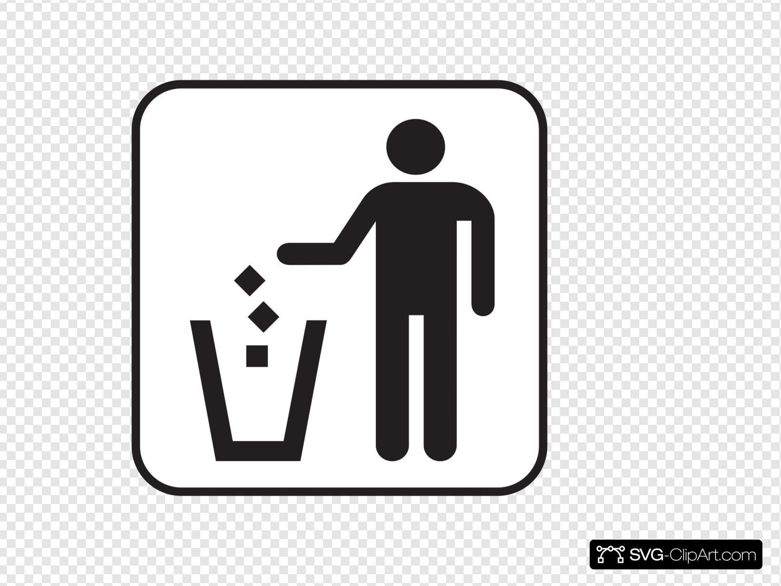 tong sampah svg vector tong sampah clip art svg clipart tong sampah clip art svg clipart