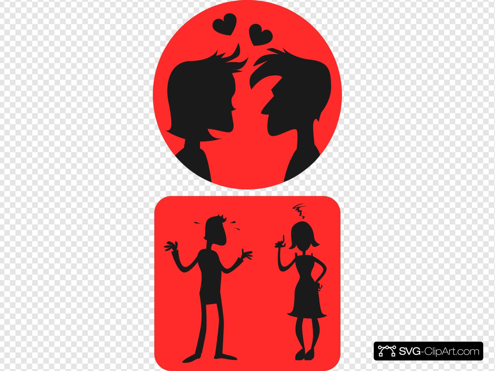 Relationships Svg Vector Relationships Clip Art Svg Clipart