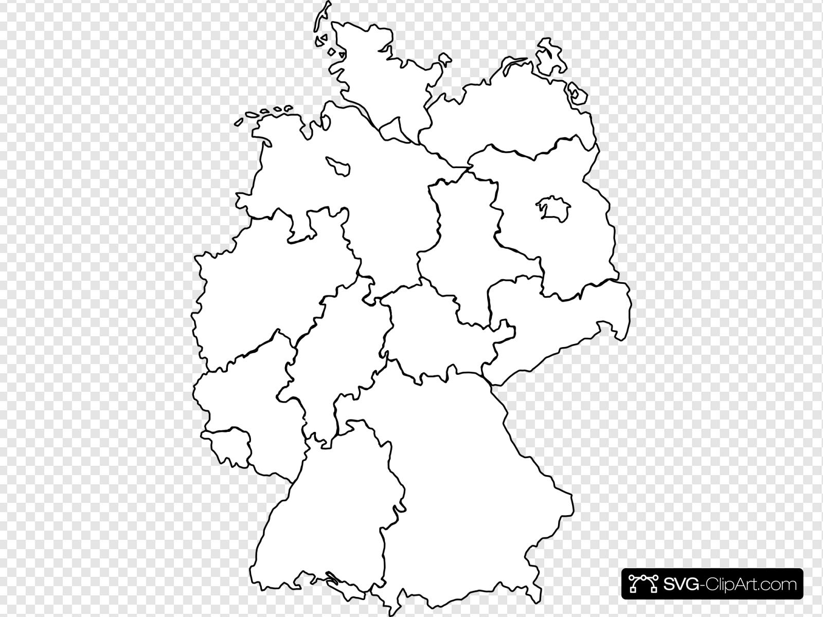 Germany Svg Vector Germany Clip Art Svg Clipart