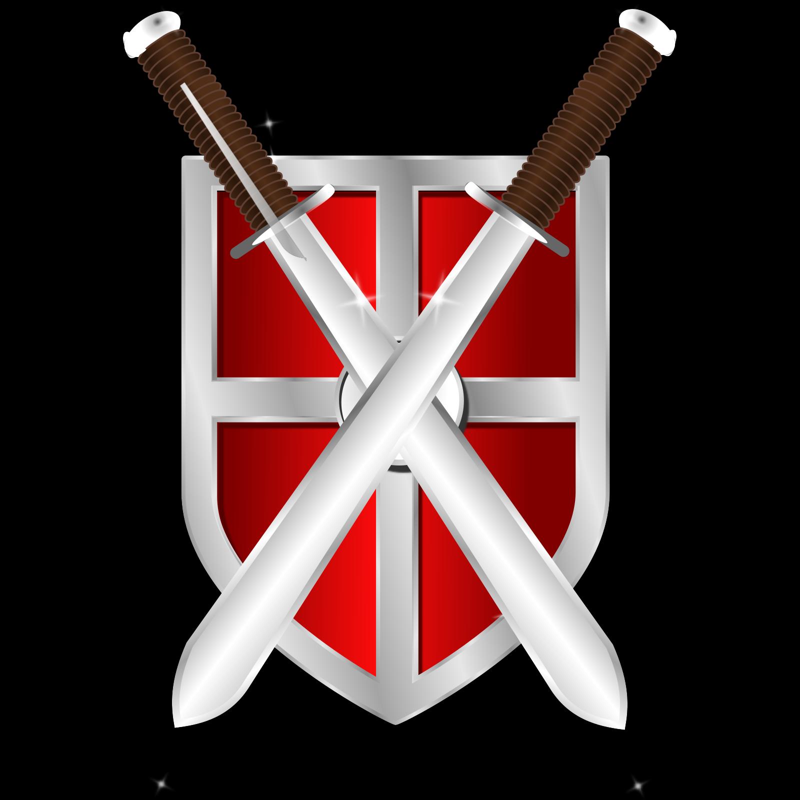trojan sword and shield - HD1600×1600