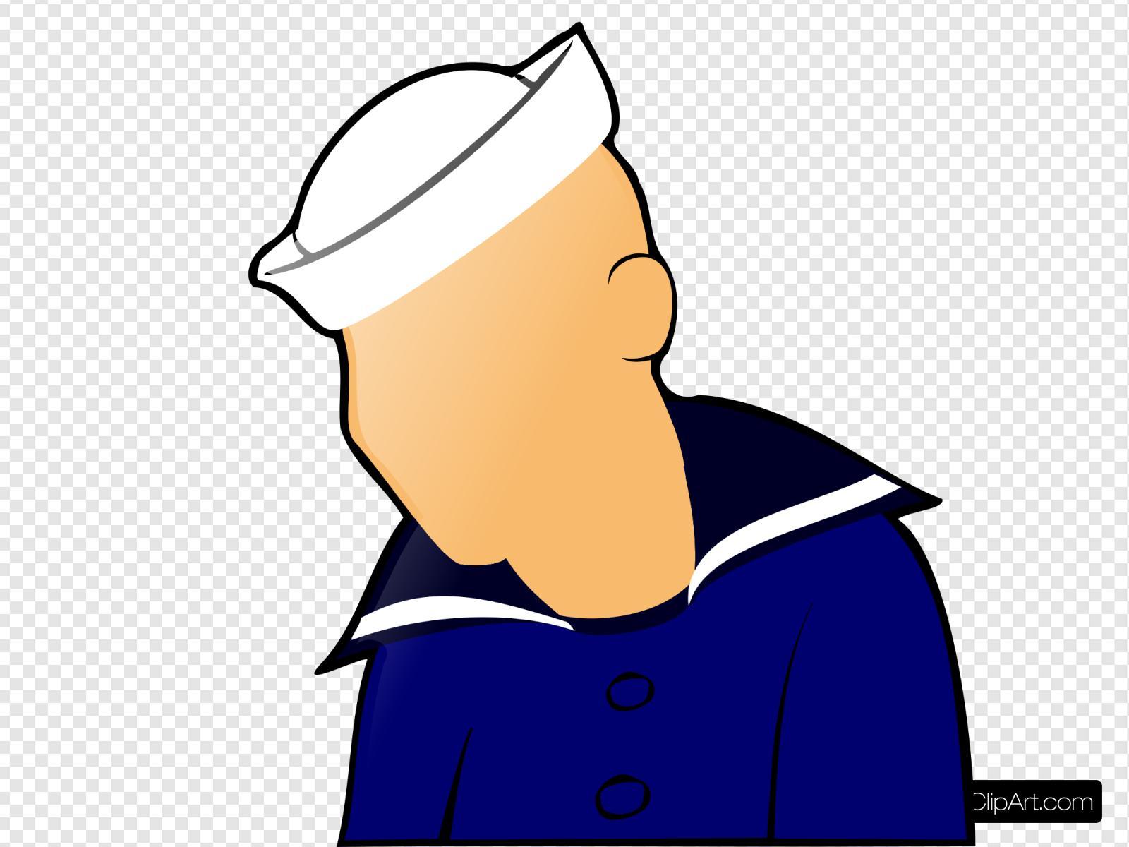 Funny sailors Clipart | +1,566,198 clip arts