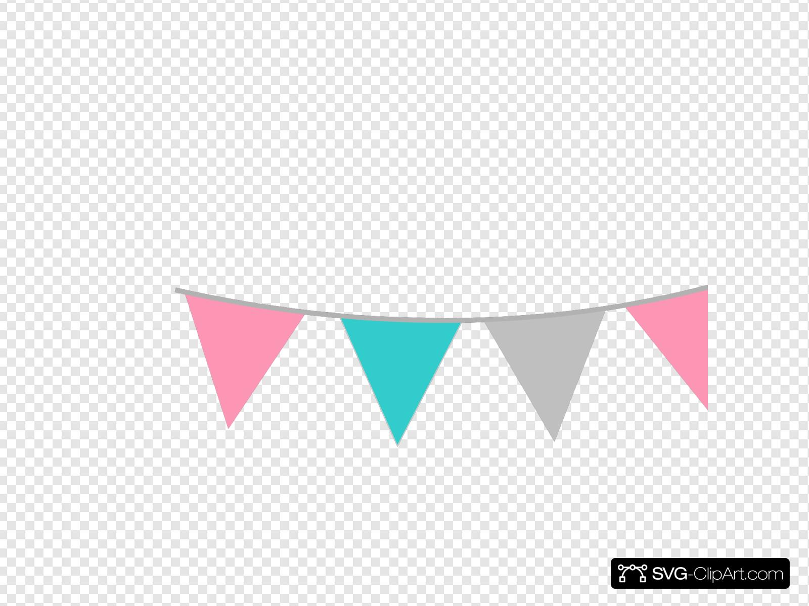 Baby Shower Banner Svg Vector Baby Shower Banner Clip Art Svg Clipart