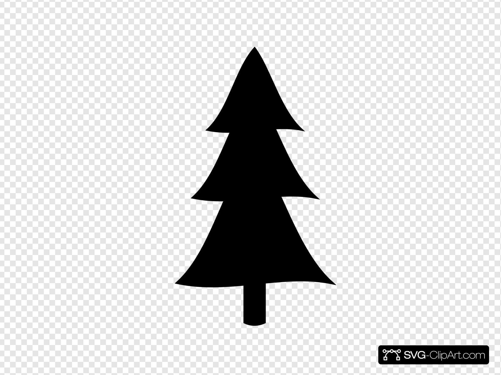 black christmas tree svg vector black christmas tree clip art svg clipart black christmas tree clip art svg clipart