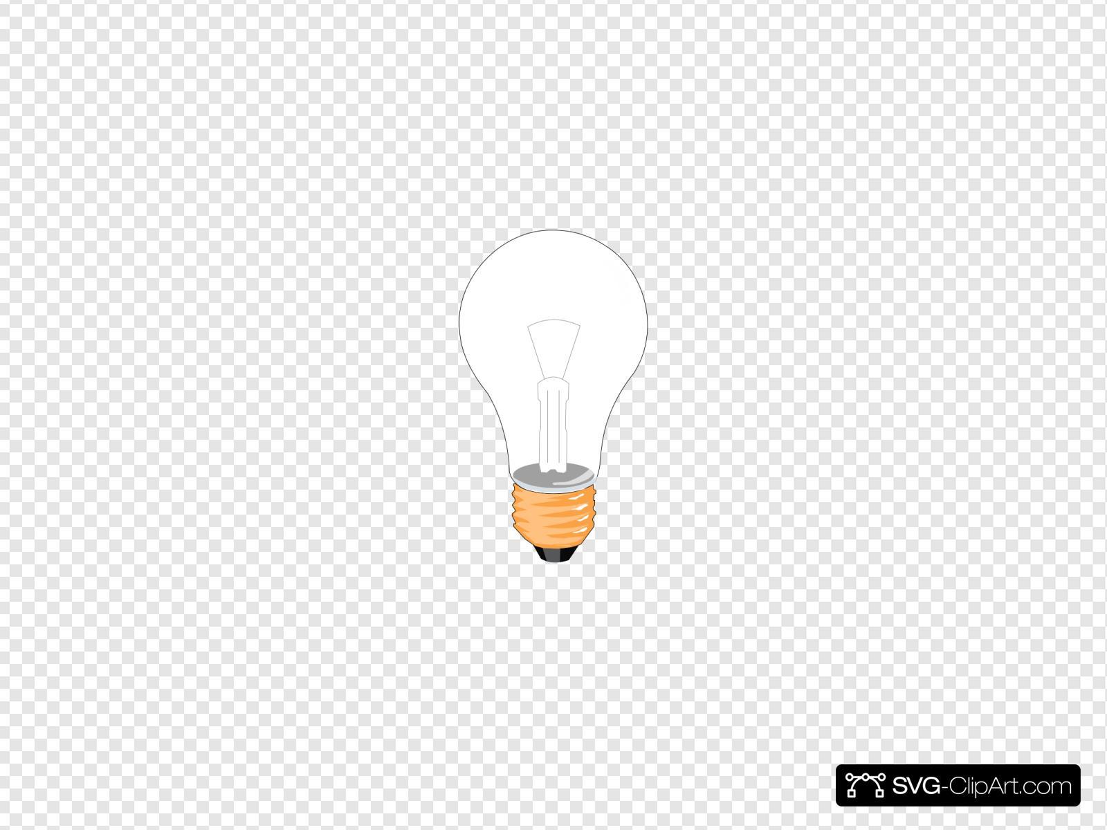 white bulb svg vector white bulb clip art svg clipart svg clipart