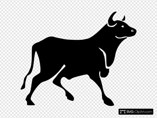 Bull SVG Cliparts
