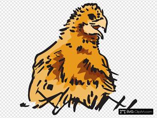 Fuzzy Chick
