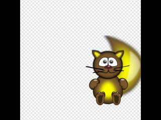 Sitting Cat SVG Cliparts