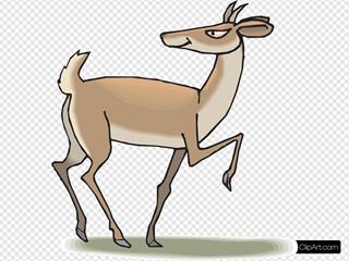 Sinister Antelope