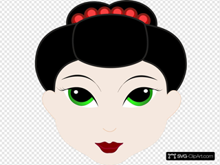 Geisha Girl Anime