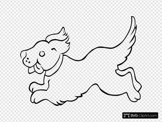Puppy SVG Clipart