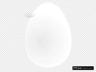Egg SVG Clipart