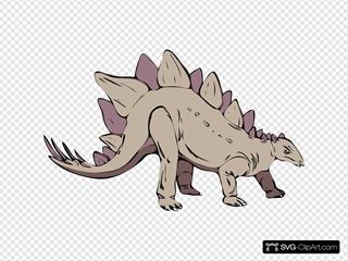 Dinosauri SVG Clipart