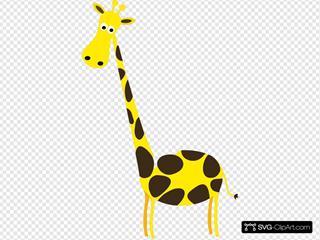 Giraffe Less Spot