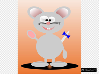 Mouse SVG Clipart