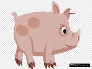 Inhabitants Npc Piggy