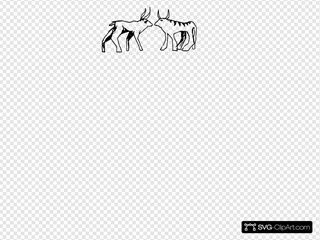Fantasy Animals Clipart