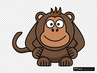 Light Brown Monkey