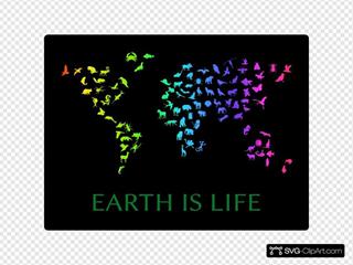 Earth Is Life