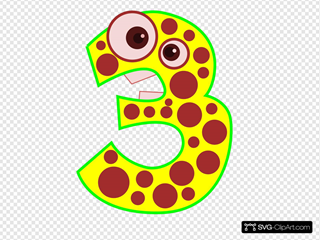 3 Edited Animal Number