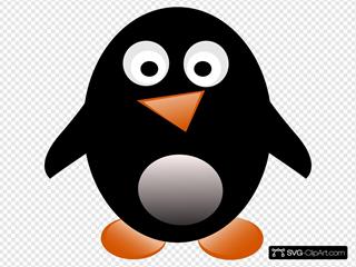 Jesusfreak Penguin