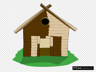 Homes Clipart 5 SVG Cliparts