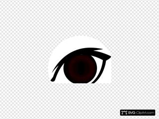 Vampire Anime Eye 2