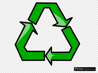 Recycling Sign Symbol