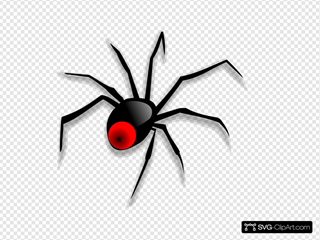 Spider SVG icons