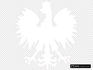 White Polish Eagle