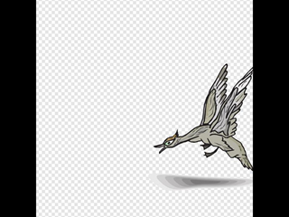 Gray Duck Landing