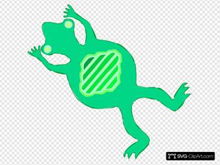 Frog Roadkill