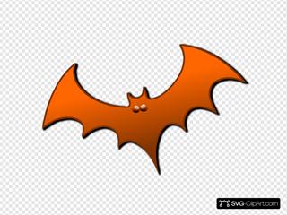Orange Bat