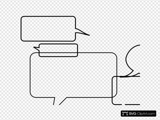 Speech Bubbles 3