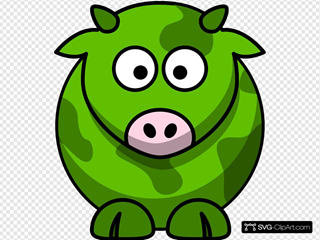 Green Cow 2