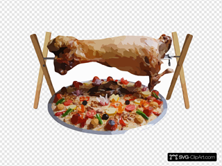 Grilled Animal
