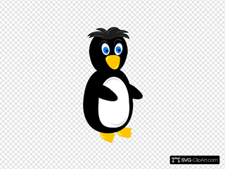 New Penguin SVG icons