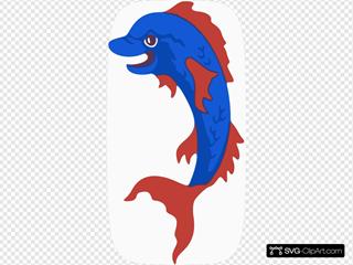 Fantasy Dolphin