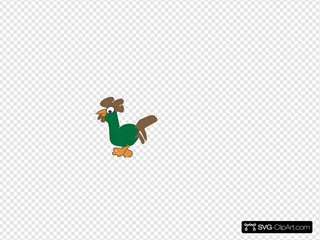 Rooster SVG Cliparts
