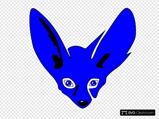 Blue Fennec