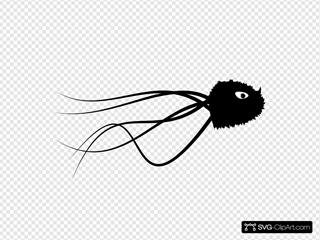 Cartoon Jelly Fish