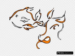 Edited Orange Fish
